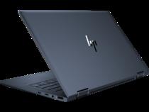 HP Elite Dragonfly G2 (13, GalaxyBlue, nonODD, FPR) RearLeft