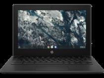 HP Chromebook 11MK G9 EE (11, Jet Black / Harbor Grey, NT, HDcam, nonODD, nonFPR, Chrome) Front