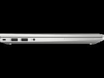 HP EliteBook x360 830 G8 (13, Natural Silver, nonODD, nonFPR) Right Profile Closed Facing