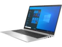 HP EliteBook 855 G8 (15, NaturalSilver, Thin, WLAN, ALS-SKU, NT, IRCam, FPR, nonODD, Win10) FrontLef