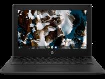 HP Chromebook 11 G9 EE (11, Jet Black / Harbor Grey, NT, HDcam, nonODD, nonFPR, Chrome) Front