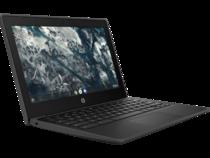 HP Chromebook 11MK G9 EE (11, Jet Black / Harbor Grey, NT, HDcam, nonODD, nonFPR, Chrome) Front Righ