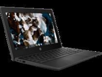 HP Chromebook 11 G9 EE (11, Jet Black / Harbor Grey, NT, HDcam, nonODD, nonFPR, Chrome) Front Right