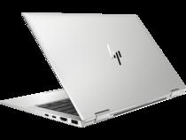 HP EliteBook x360 1030 G8 (13, NaturalSilver, T, HDcam, nonODD, nonFPR) RearLeft