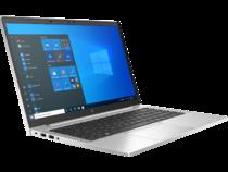 HP EliteBook 840 G8 (14, Natural Silver, WLAN, ALS-SKU, NT, HPcam, FPR, nonODD, Win10) FrontRight