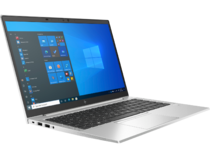 HP EliteBook 845 G8 (14, NaturalSilver, Thin, WLAN, ALS-SKU, NT, IRCam, FPR, nonODD, Win10) FrontRig