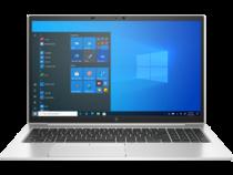 HP EliteBook 850 G8 (15, NaturalSilver, WLAN, ALS-SKU, NT, IRcam, FPR, nonODD, Win10) Front