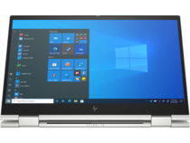 HP EliteBook x360 830 G8 (13, Natural Silver, T, HDcam, nonODD, nonFPR, Win10) Stand Mode