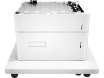 HP Color LaserJet High Capacity Paper Feeder and Stand