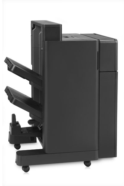 HP Color LaserJet Booklet Maker/Finisher with 2/4 hole punch