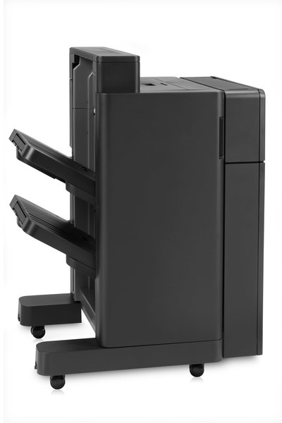 HP Color LaserJet Stapler/Stacker with 2/4 hole punch